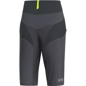 GORE WEAR C5 Trail Light Shorts Damen terra grey/black terra grey/black