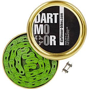 "DARTMOOR Core Kette 1/8"" grün grün"