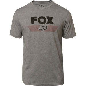 Fox Aviator SS Tech Shirt Herren heather graphite heather graphite
