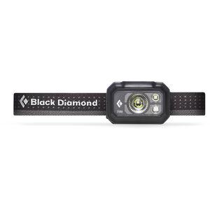 Black Diamond Storm 375 Stirnlampe graphite graphite