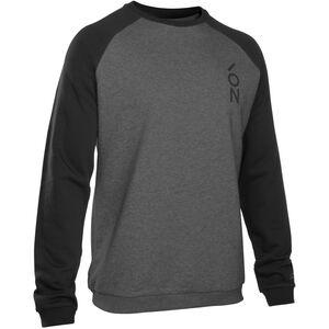 ION Logo Sweater Herren acid ash acid ash
