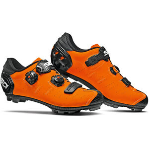 Sidi MTB Dragon 5 SRS Shoes Herren matt orange/black matt orange/black