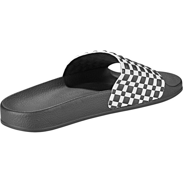 arena Therese Slide Sandals black-white-black