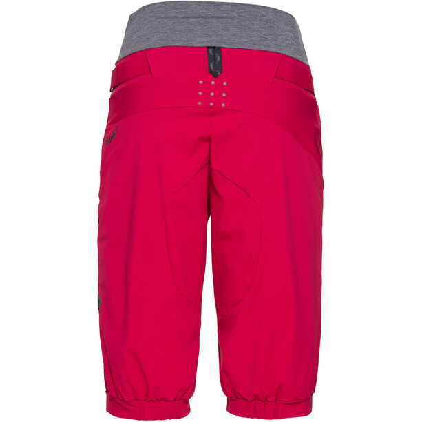 Triple2 Barg Ocean Waste Econyl Superlight Enduro Shorts Damen beet red