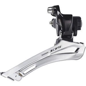 Shimano 105 FD-5700 Umwerfer 2 fach schwarz/silber schwarz/silber