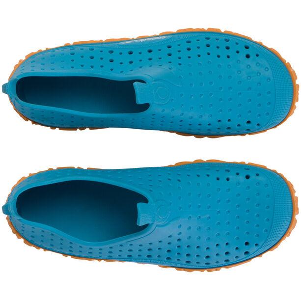speedo Jelly Wasserschuhe Kinder turquoise/mango