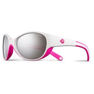 Julbo Lily Spectron 3+ Sunglasses 4-6Y Kinder white/fluorescent pink-gray flash silver white/fluorescent pink-gray flash silver
