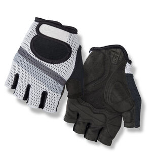 Giro Siv Gloves white titanium/stripe white titanium/stripe
