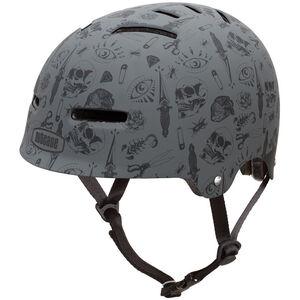 Nutcase Dark Zone Matte Helmet grau bei fahrrad.de Online