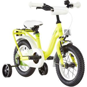 s'cool niXe 12 steel yellow/green bei fahrrad.de Online