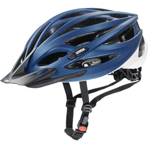UVEX Oversize Helmet blue-white matt blue-white matt