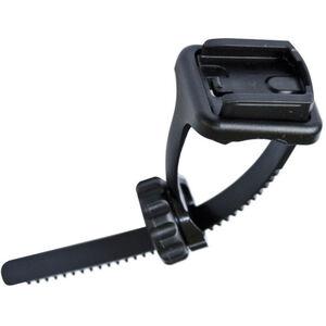 CatEye FlexTight Computerhalter komplett - für alle Wireless Computer schwarz schwarz