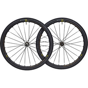 Mavic Allroad Elite Laufradsatz 700x40c Disc 6-Loch 12x142mm schwarz schwarz