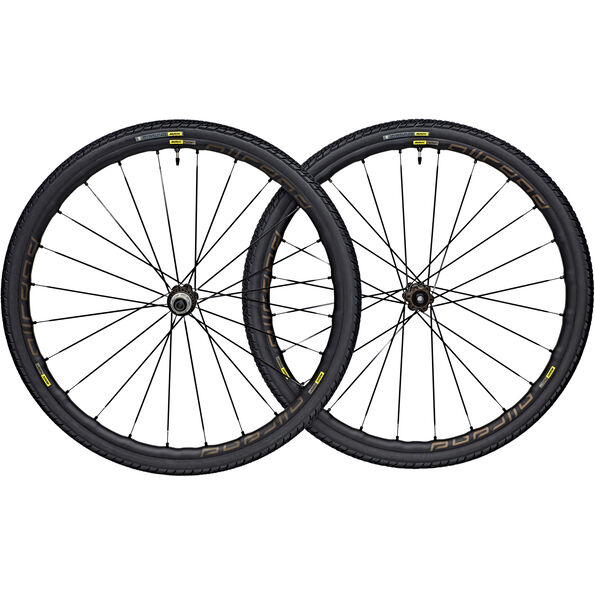 Mavic Allroad Elite Laufradsatz 700x40c Disc 6-Loch 12x142mm