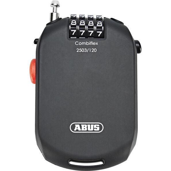 ABUS Combiflex 2503 Roll-Kabelschloss stark Zahlen schwarz