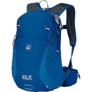 Jack Wolfskin Moab Jam 18 Backpack electric blue bei fahrrad.de Online