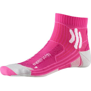 X-Socks Marathon Energy Socks Damen flamingo pink/arctic white flamingo pink/arctic white