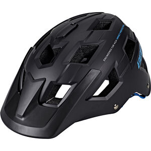 BBB Nanga BHE-54 Helm matt schwarz/blau matt schwarz/blau
