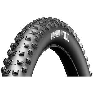 """Michelin Wild Mud Faltreifen 26"""" schwarz"""