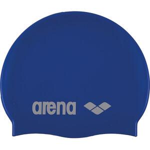 arena Classic Silicone Cap skyblue-white skyblue-white
