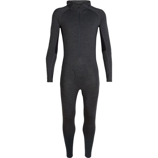 Icebreaker 200 Zone One Sheep Suit Herren jet heather/black