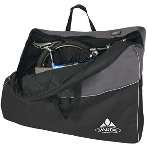 VAUDE Big Bike Bag black/anthracite black/anthracite