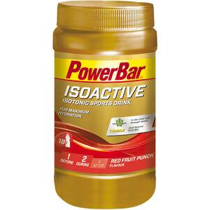 PowerBar Isoactive Dose Red Fruit Punch 600g