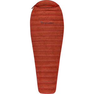 Sea to Summit Flame Fm0 Sleeping Bag Long Damen paprika paprika