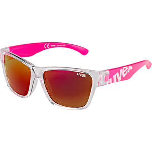 UVEX Sportstyle 508 Sportglasses Kids clear pink/red clear pink/red