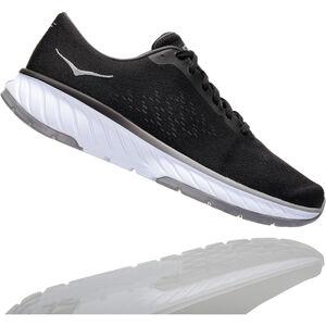 Hoka One One Cavu 2 Running Shoes Men Black/White