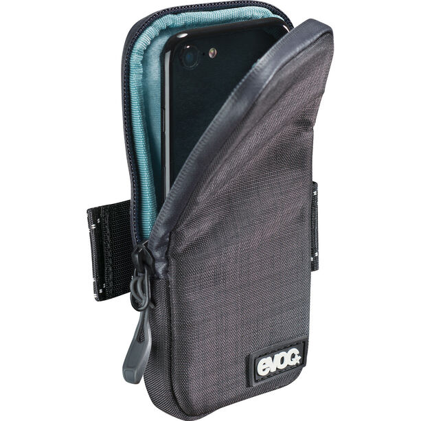 EVOC Phone Case L heather carbon grey