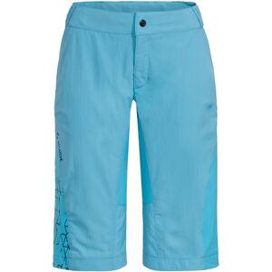 VAUDE Downieville Shorts Damen crystal blue crystal blue