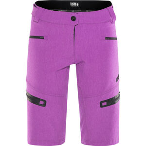 IXS Sever 6.1 BC Shorts Women purple bei fahrrad.de Online