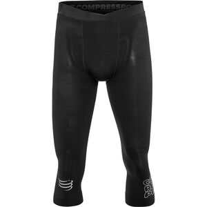 Compressport Running Under Control 3/4 Pirate Pants black black