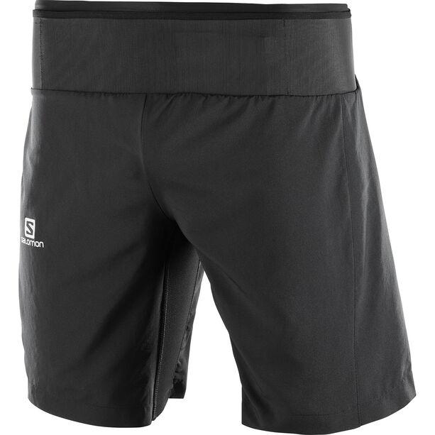 Salomon Trail Runner Twinskin Shorts Herren black black
