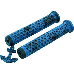 NS Bikes Hold Fast Grips Unlocked blue blue