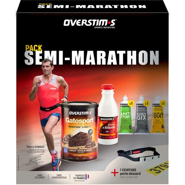 OVERSTIM.s Half Marathon Pack Mixed Flavors