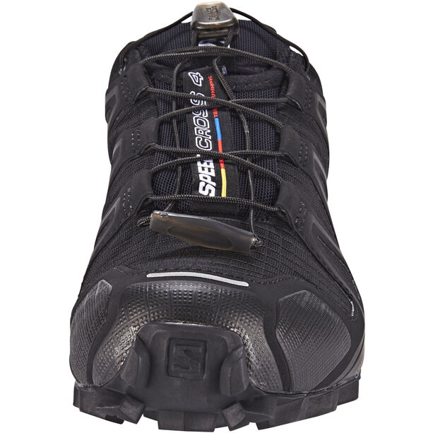 Salomon Speedcross 4 Shoes Damen black/black/black metallic