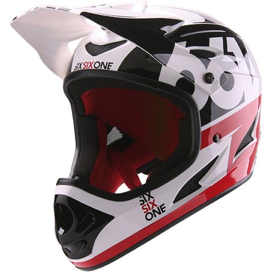 SixSixOne Comp Fullface Helm bei fahrrad.de Online