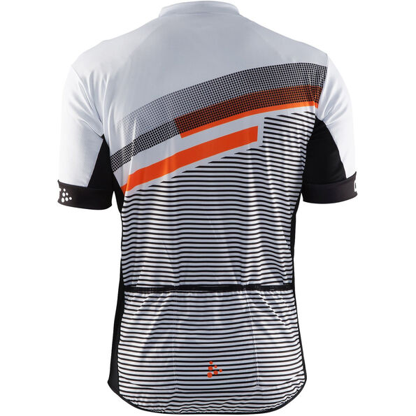 Craft Reel Graphic Jersey white