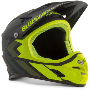 bluegrass Intox Helm black shaded/fluo yellow black shaded/fluo yellow