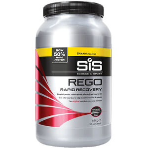 SiS Rego Rapid Recovery Dose 1,6kg Banane