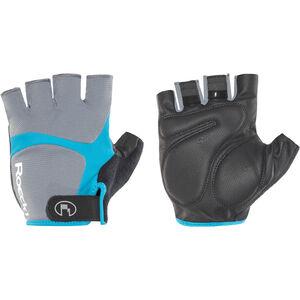 Roeckl Badi Handschuhe grau/hawaii blau bei fahrrad.de Online