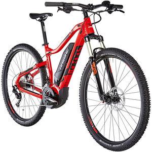 HAIBIKE SDURO HardNine 3.0 rot/schwarz/weiß matt bei fahrrad.de Online