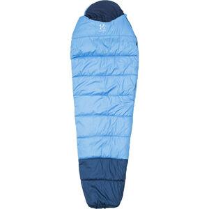 Haglöfs Moonlite -1 Sleeping Bag 190 cm aero blue/hurricane aero blue/hurricane