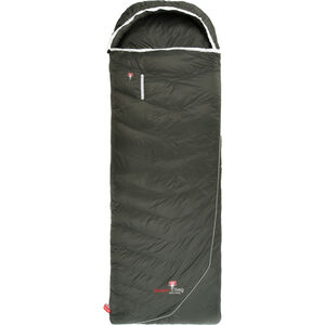 Grüezi-Bag Biopod DownWool Summer Comfort Sleeping Bag deep forest deep forest