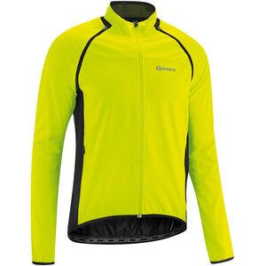Gonso Deron Softshell Zip-Off Jacke Herren safety yellow safety yellow