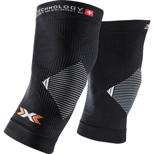 X-Bionic Biking Evo Knee Warmers black/white black/white