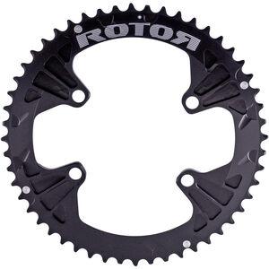 Rotor Äußeres Kettenblatt BCD110x4 für ALDHU/Shimano black black