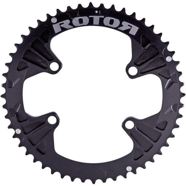 Rotor Äußeres Kettenblatt BCD110x4 für ALDHU/Shimano black
